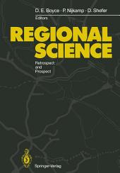 Regional Science: Retrospect and Prospect