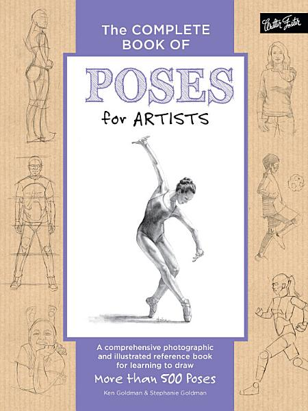 Download The Complete Book of Poses for Artists Book