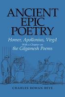 Ancient Epic Poetry PDF