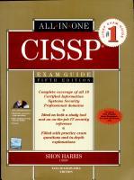 Aio Cissp Ex Gd W Cd PDF