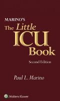 Marino s The Little ICU Book PDF