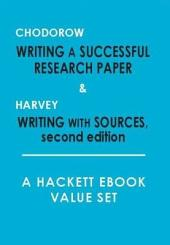 Writing a Successful Research Paper, and, Writing with Sources, (2nd Edition)