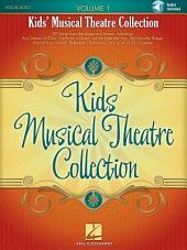 Kids' Musical Theatre Collection - Volume 1 Songbook