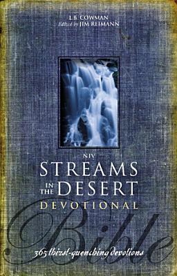 NIV  Streams in the Desert Bible  eBook