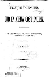 François Valentijn's oud en nieuw Oost-Indien: Volume 2