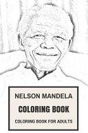 Nelson Mandela Coloring Book