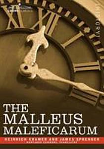 The Malleus Maleficarum Book