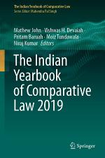 The Indian Yearbook of Comparative Law 2019