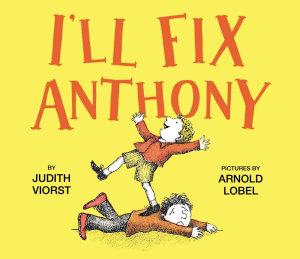 I ll Fix Anthony