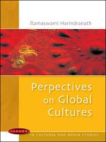 Perspectives On Global Culture PDF