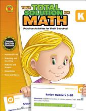 Your Total Solution for Math, Grade K