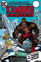 Kamandi: The Last Boy on Earth (1972-) #3