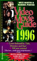 Video Movie Guide 1996