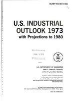 U S  Industrial Outlook PDF