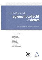 Le fil d'Ariane du règlement collectif de dettes: Les dessous de la dette