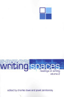 Writing Spaces Book