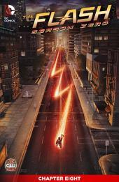 The Flash: Season Zero (2014-) #8
