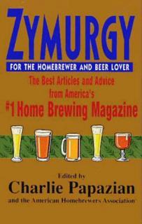 Zymurgy  Best Articles Book