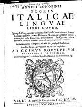 Floris Italicae Linguae libri novem