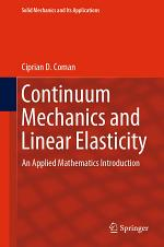 Continuum Mechanics and Linear Elasticity