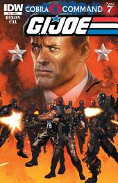 G.I. Joe Ongoing V.2 #11