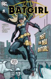 Batgirl (2009-) #4