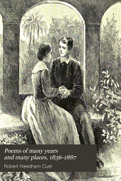 Poems of Many Years and Many Places, 1839-1887