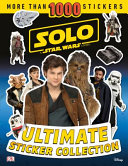 Solo A Star Wars Story Ultimate Sticker Collection Book PDF