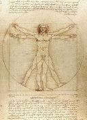 Vitruvian Man Notebook PDF