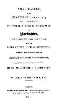 York Castle in the Nineteenth Century PDF