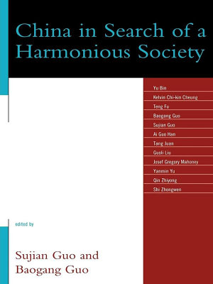 China in Search of a Harmonious Society PDF