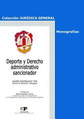 Deporte y Derecho administrativo sancionador
