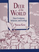 Deer of the World PDF
