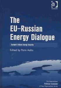 The EU Russian Energy Dialogue Book
