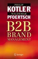 B2B Brand Management PDF