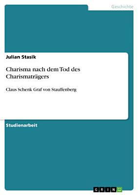 Charisma nach dem Tod des Charismatr  gers PDF