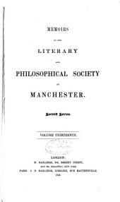 Memoirs and Proceedings: Volume 18