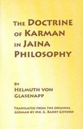 The Doctrine of Karman in Jain Philosophy