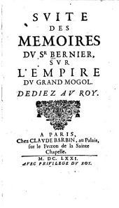 Histoire de la dernière révolution des états du Grand Mogol: Volume3