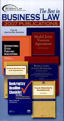 The Best in Business Law 2007 Publications PDF