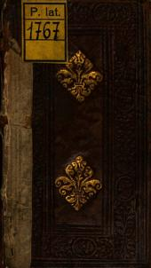 Expositio orationis Dominicae fratris Hieronymi Savonarolae, de Ferraria ordinis praedicatorum: Et Sermo Eiusdem in vigilia nativitatis domini coram fratribus habitus