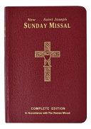 St. Joseph Sunday Missal: Canadian Edition