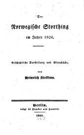 Der Norwegische Storthing im Jahre 1824