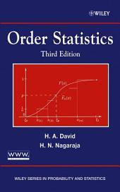 Order Statistics: Edition 3