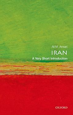 Iran  A Very Short Introduction PDF