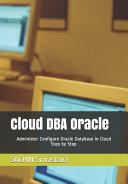 Cloud DBA Oracle PDF