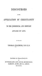 Discourses on the application of Christianity