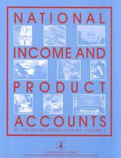 National Income and Product Accounts of the United States  1929 94 PDF