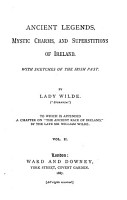 Ancient Legends  Mystic Charms  and Superstitions of Ireland PDF
