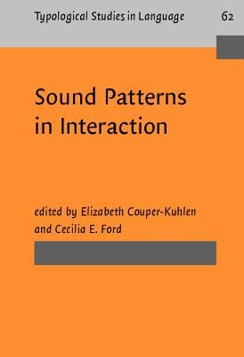 Sound Patterns in Interaction PDF